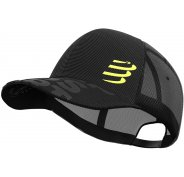 Compressport Trucker Cap Black Edition