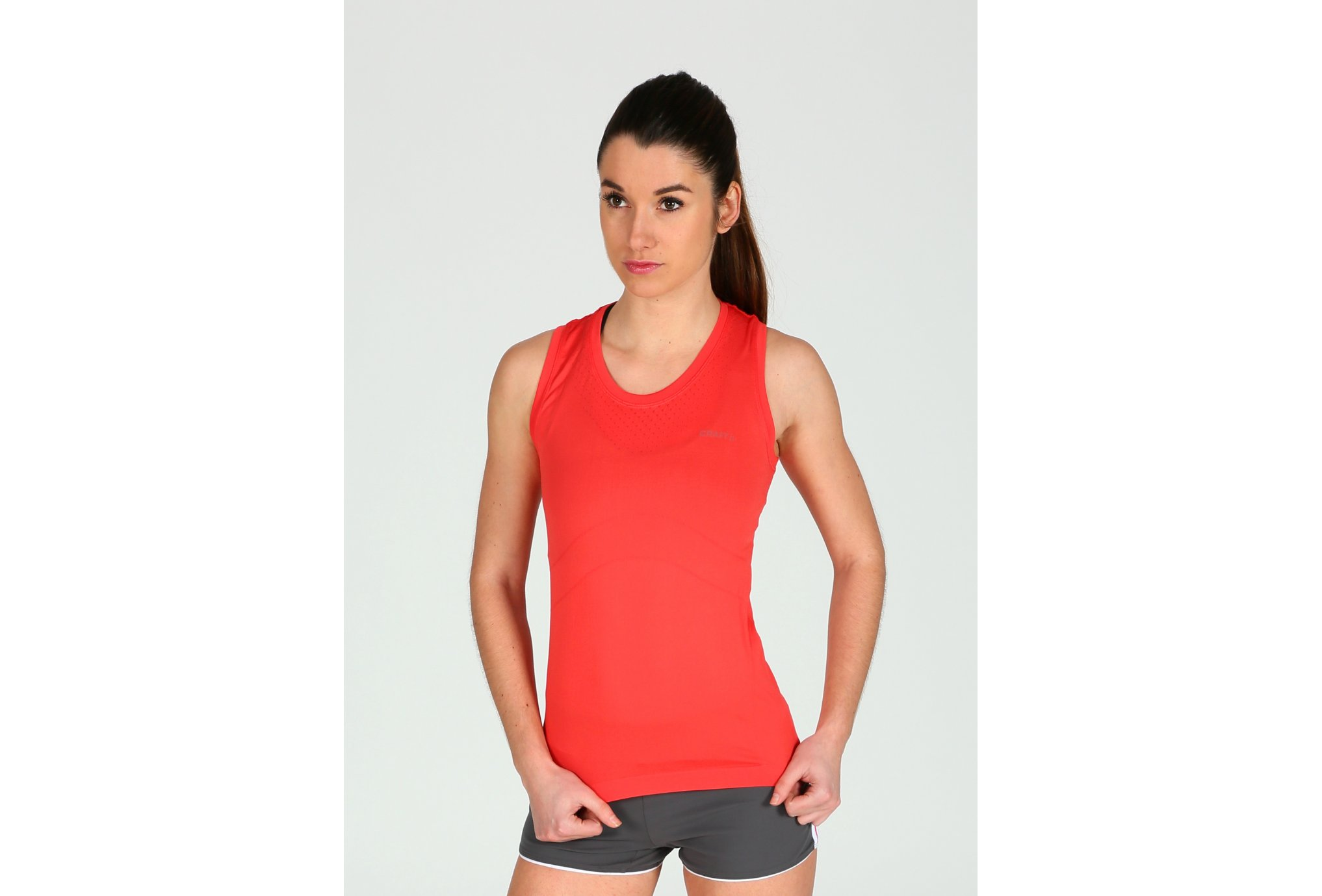 Craft Stay Cool Seamless W Diététique Vêtements femme