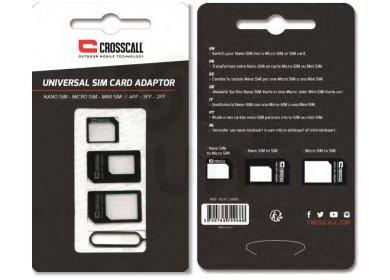 Crosscall Adaptateur carte SIM/Nano/Micro