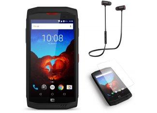 Crosscall Smartphone Trekker-X3+cristal estanco+auriculares X-play