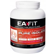 EAFIT Protéines Pure Isolate 750g - Fruits rouges