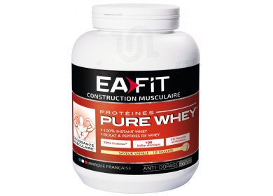EAFIT Pure Whey 750g - Vanille