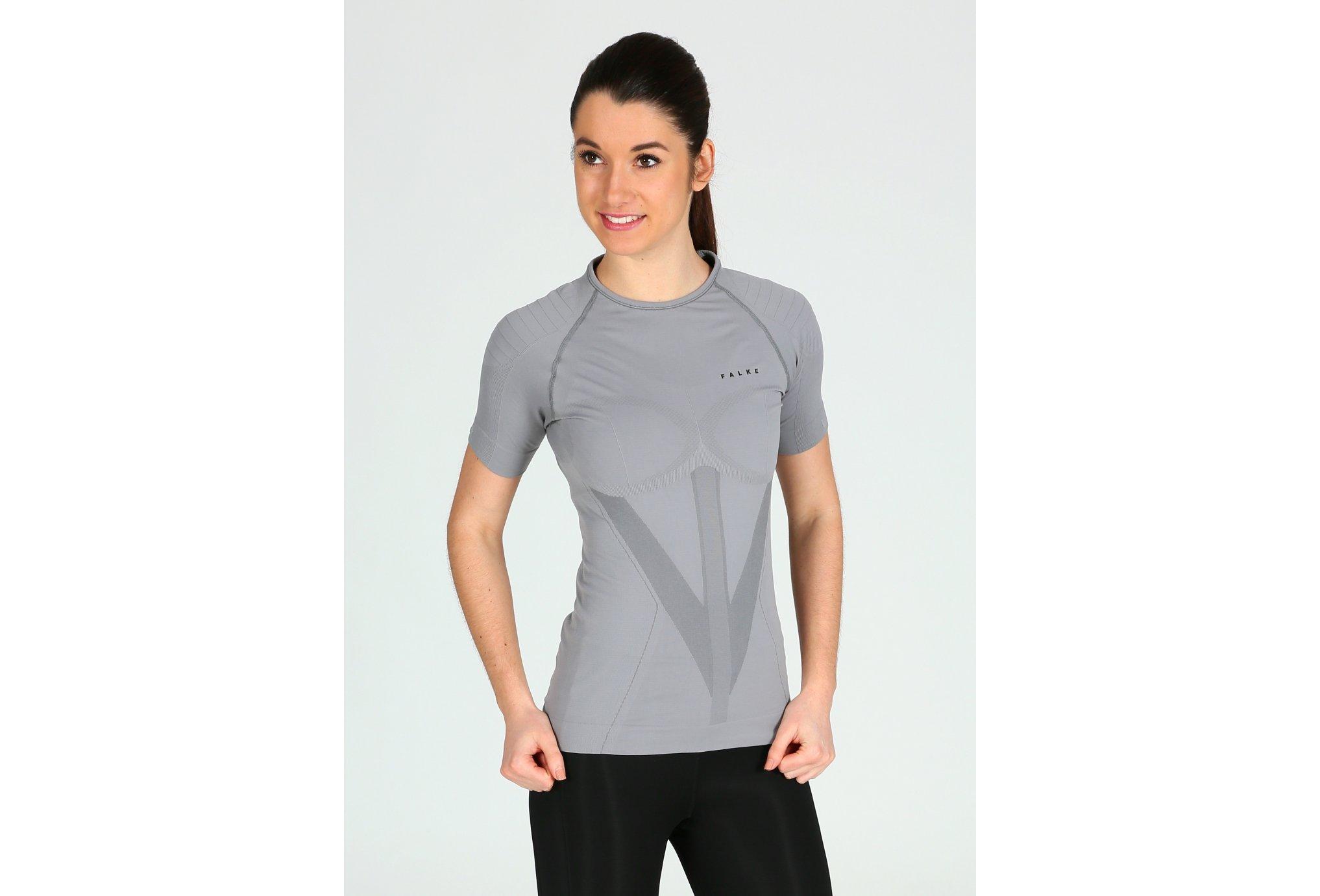 Falke Shortsleeved Shirt Tight W Diététique Vêtements femme