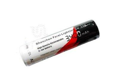 Ferei Batterie Lithium-Ion 18650 3.7V 3400mAh