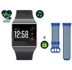 Fitbit Pack Ionic + Bracelet Sport Offert