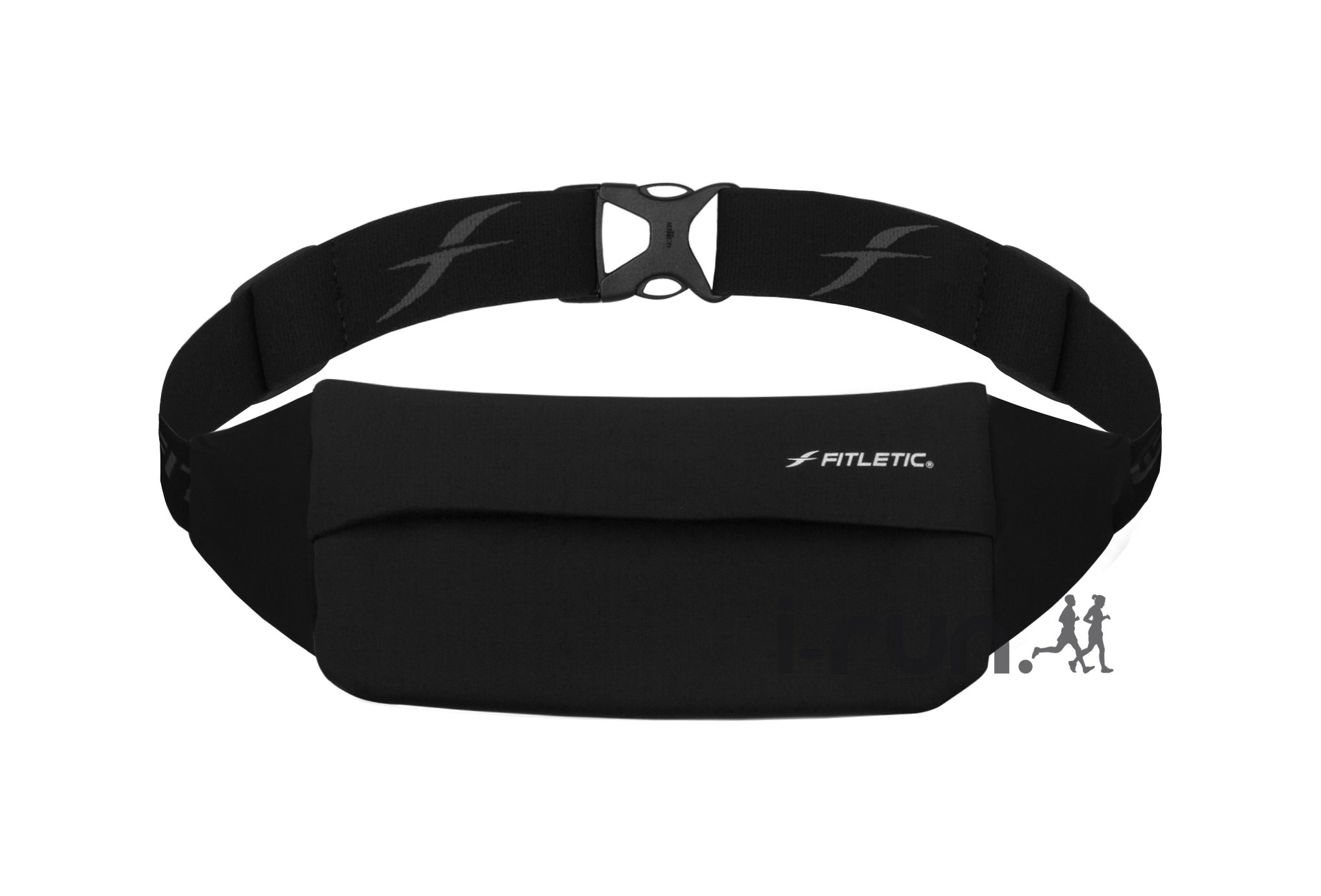 Fitletic Zipless Running Belt Ceinture / porte dossard