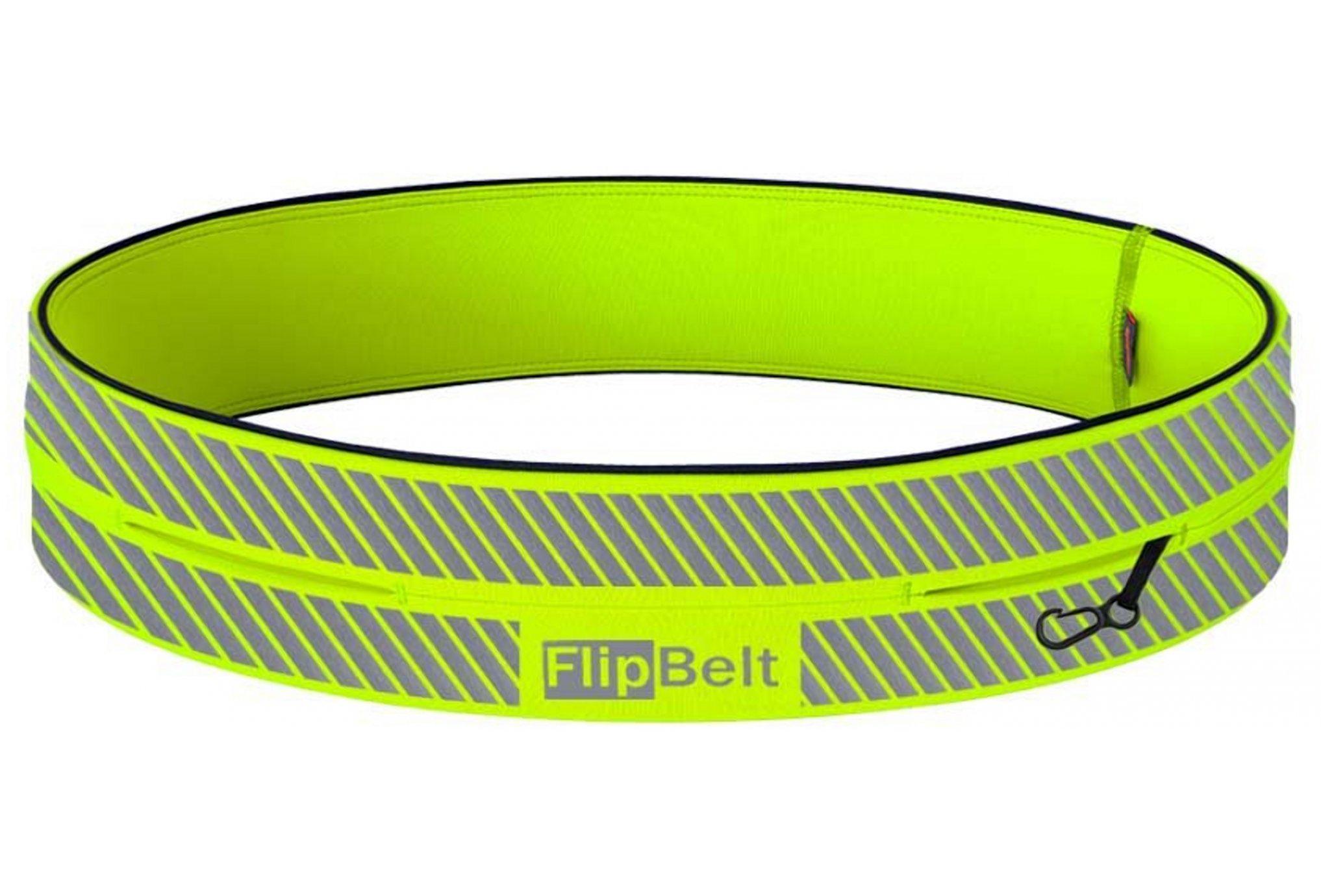FlipBelt FlipBelt Reflective Ceinture / porte dossard