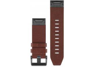 Garmin Correa de cuero para reloj QuickFit-22 mm