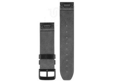 Garmin Bracelet cuir QuickFit - 22mm