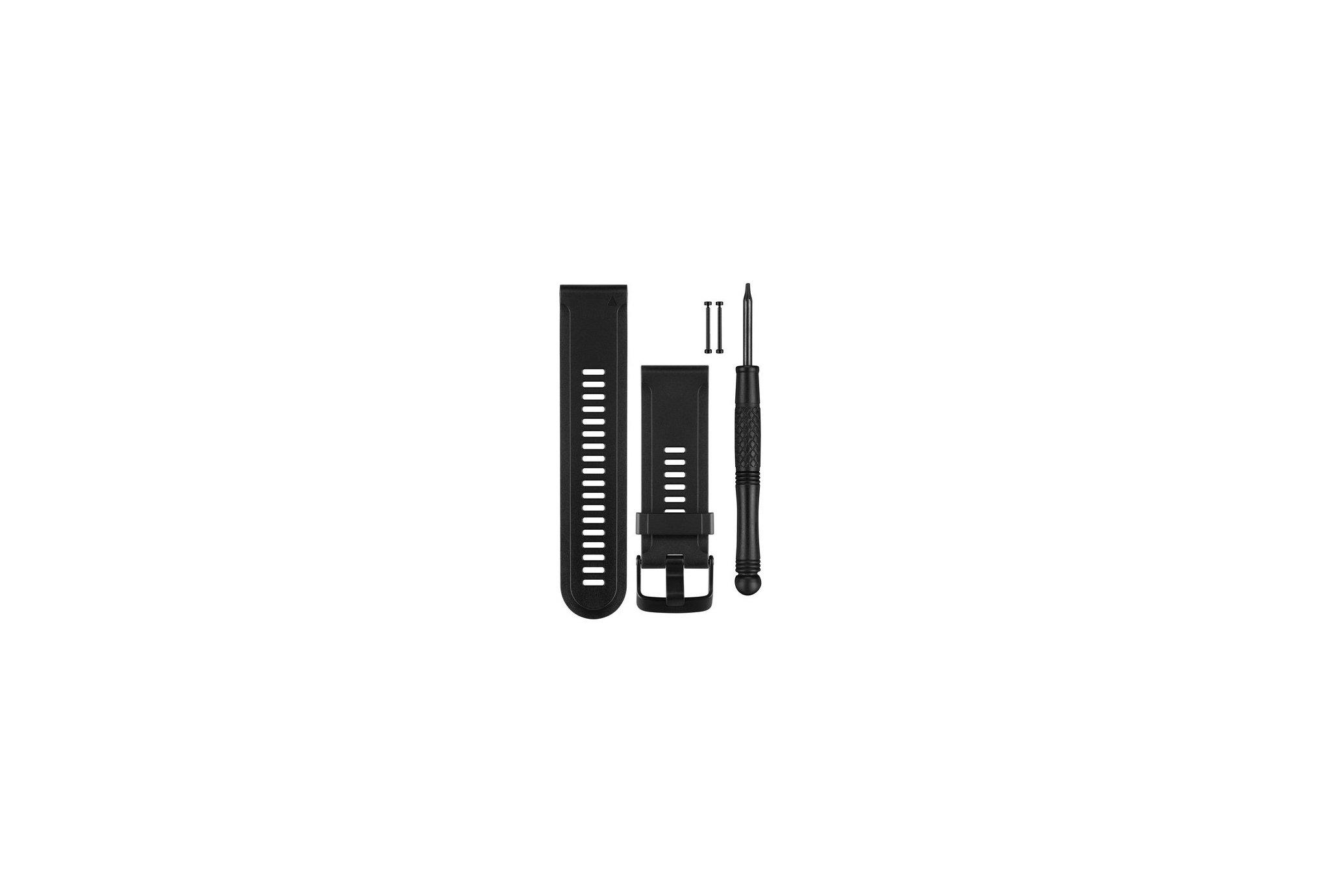 Garmin Bracelet silicone Fenix 3 Accessoires montres/ Bracelets