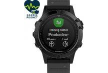 Garmin Reloj Fénix 5 Sapphire GPS Pack Performer HRM-Tri