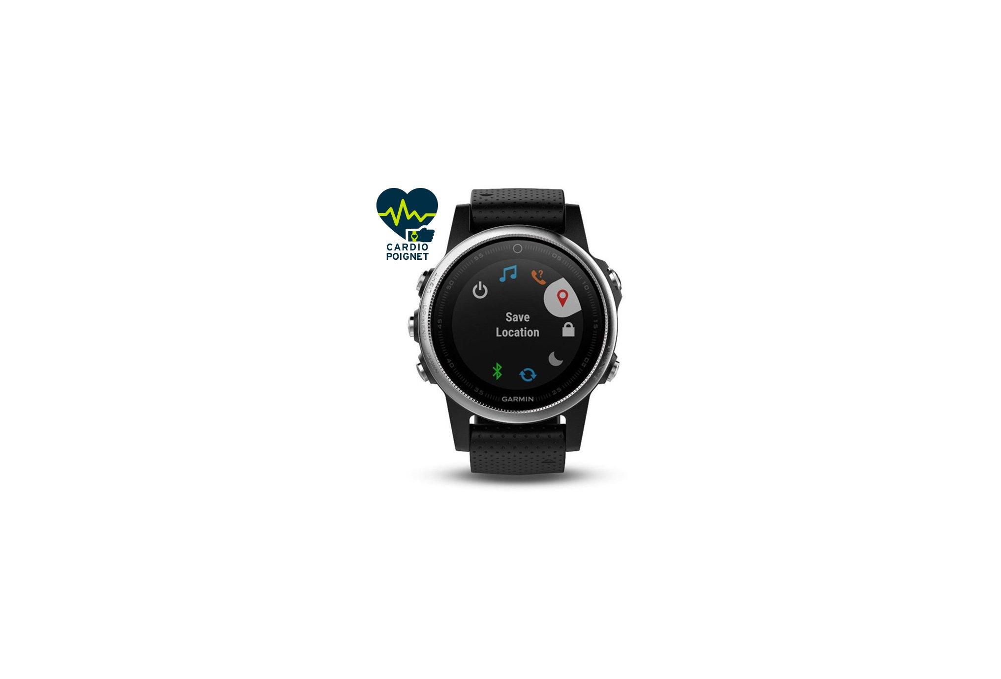 Garmin Fenix 5S GPS Multisport Cardio-Gps