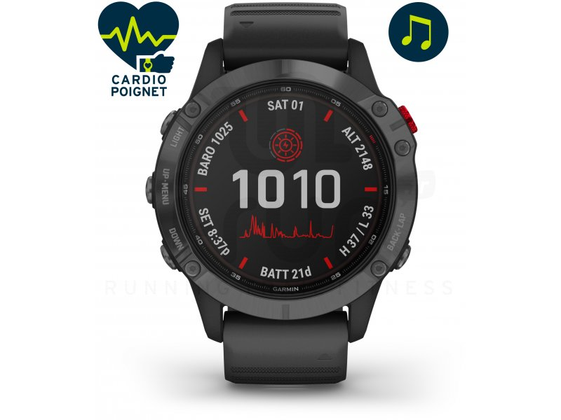 Photo de garmin-fenix-6-pro-solar