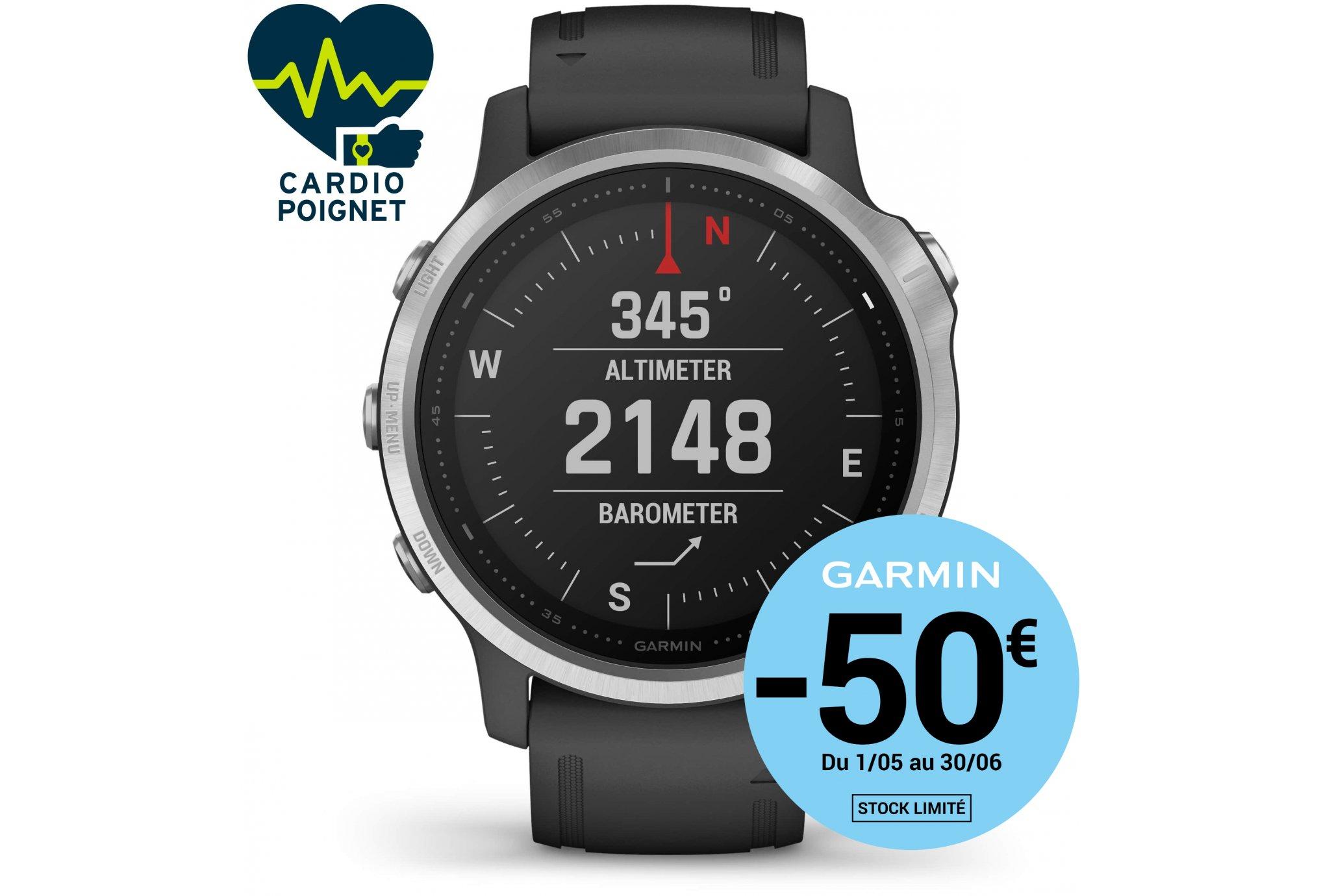 Garmin Fenix 6S Cardio-Gps