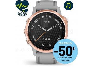 Garmin Fenix 6S Sapphire