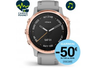 Garmin Fenix 6S Zafiro