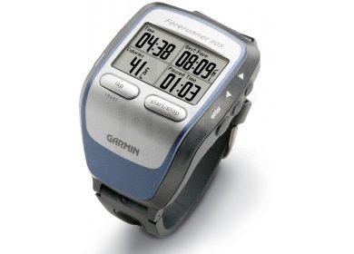Montre GPS de course /à pied Forerunner 205 Garmin Gris//Bleu