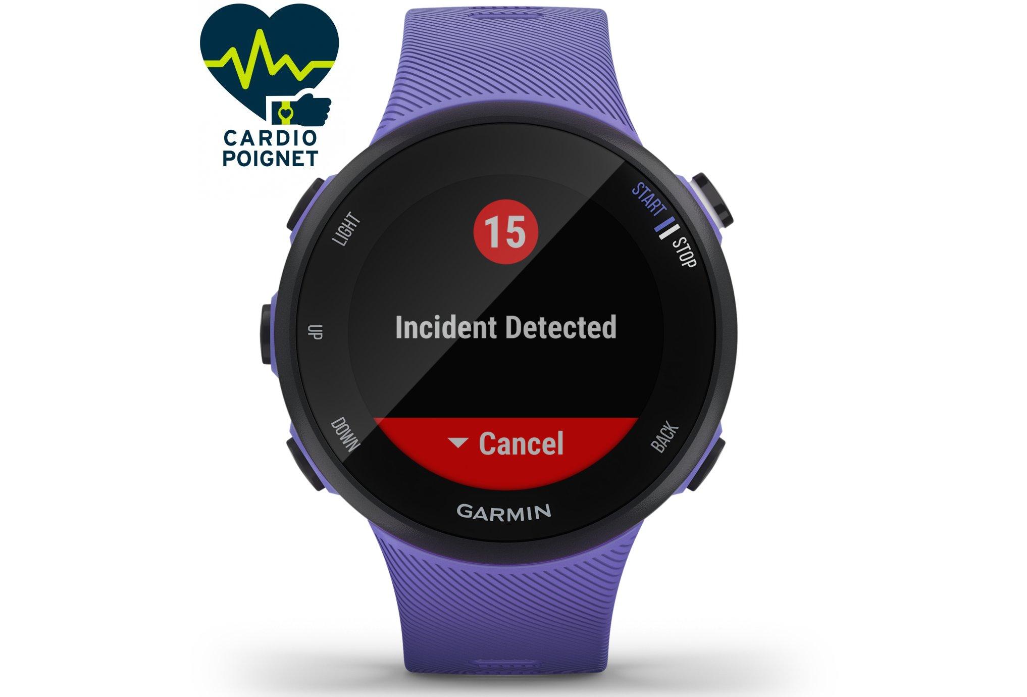 Garmin Forerunner 45S Cardio-Gps