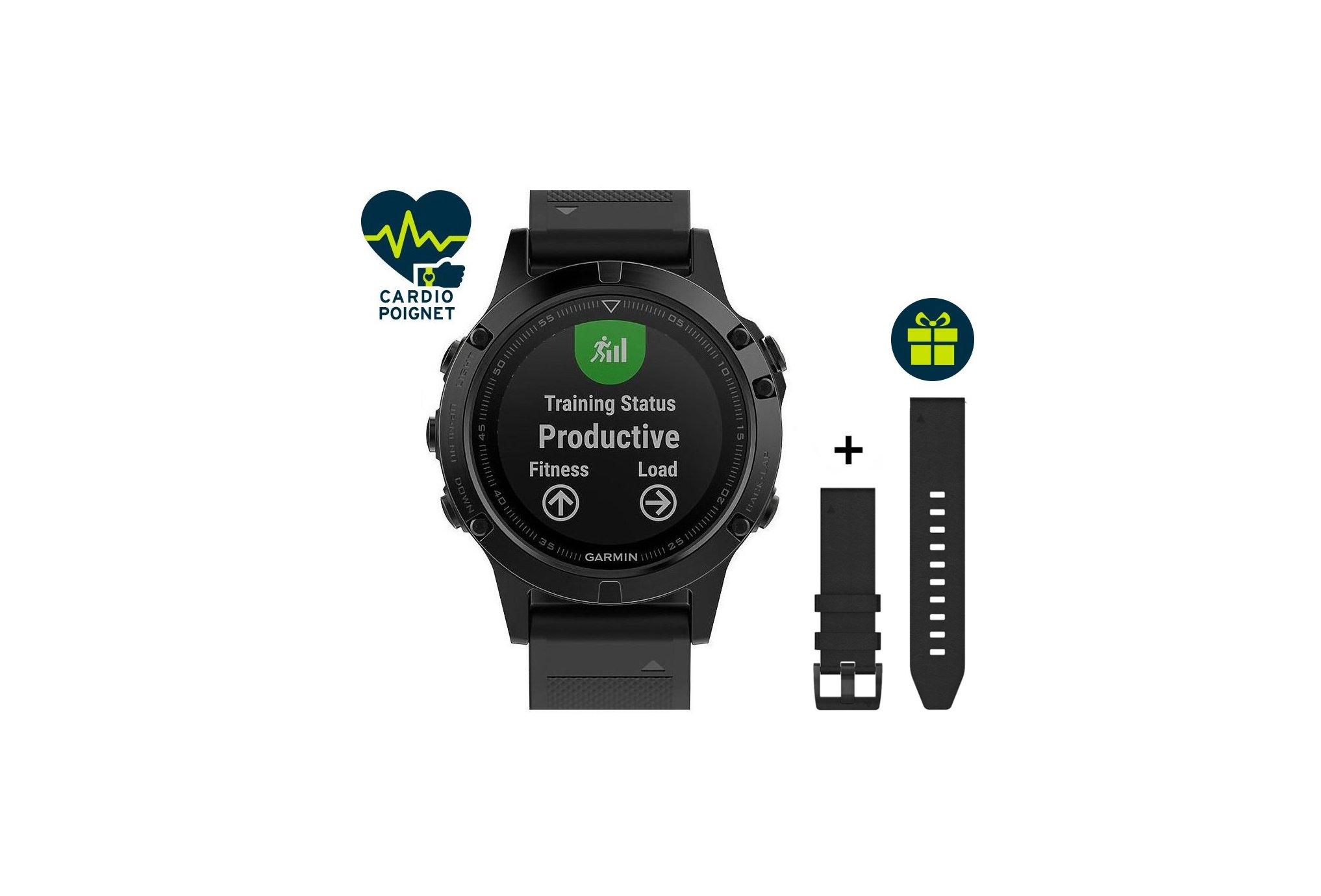 b7af0c662299 Garmin Fenix 5S  Características - Reloj deportivo