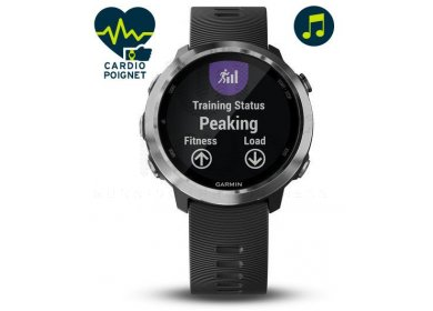 Garmin Pack Forerunner 645 Music + Casque Jabra Step Wireless