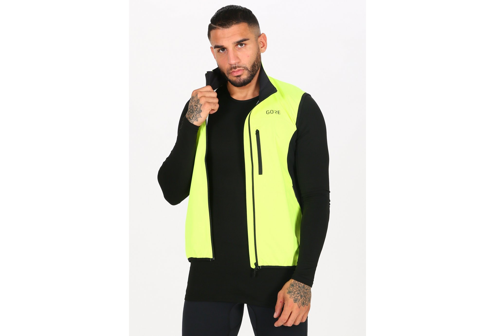 Gore Wear C3 Windstopper M vêtement running homme
