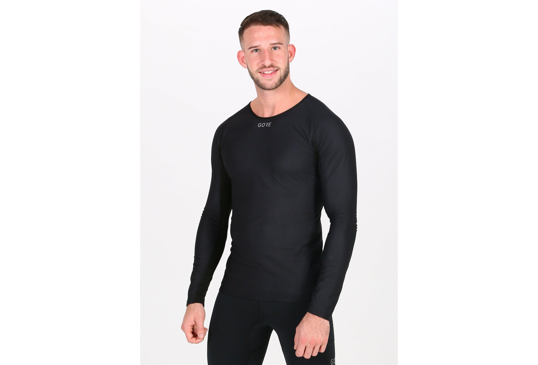 Gore Wear M Gore Windstopper Base Layer M vêtement running homme