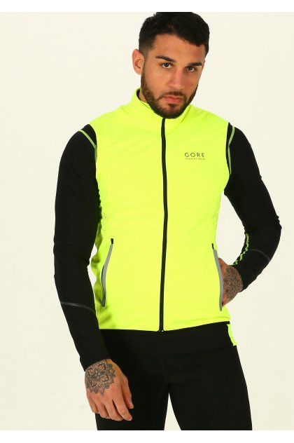 Gore Wear Chaleco Mythos Windstopper Light