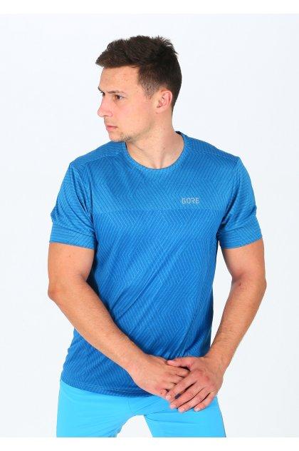 Gore Wear Camiseta manga corta R3 Optiline