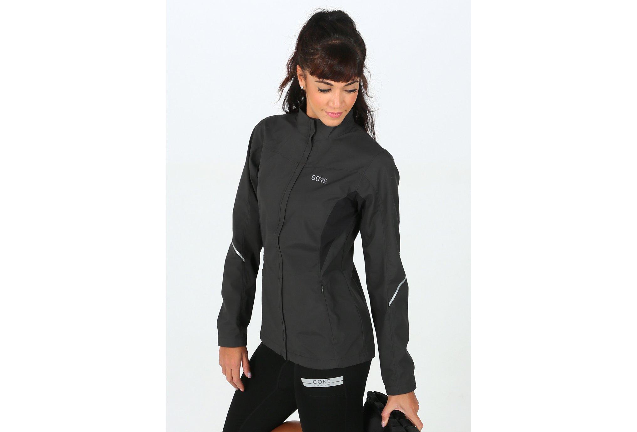Gore Wear R3 Partial Gore Windstopper W Diététique Vêtements femme