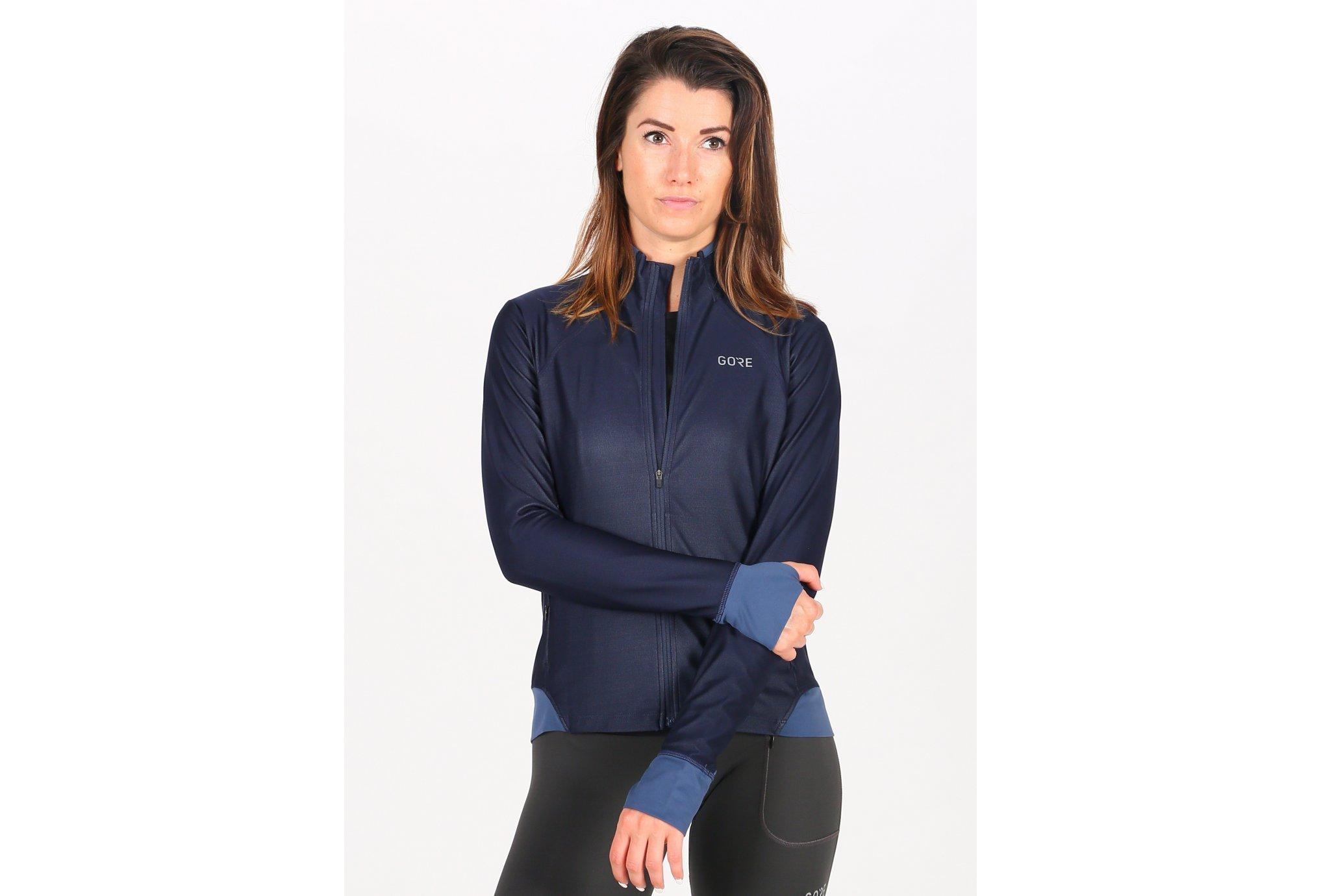 Gore Wear R3 Partial Gore Windstopper W vêtement running femme