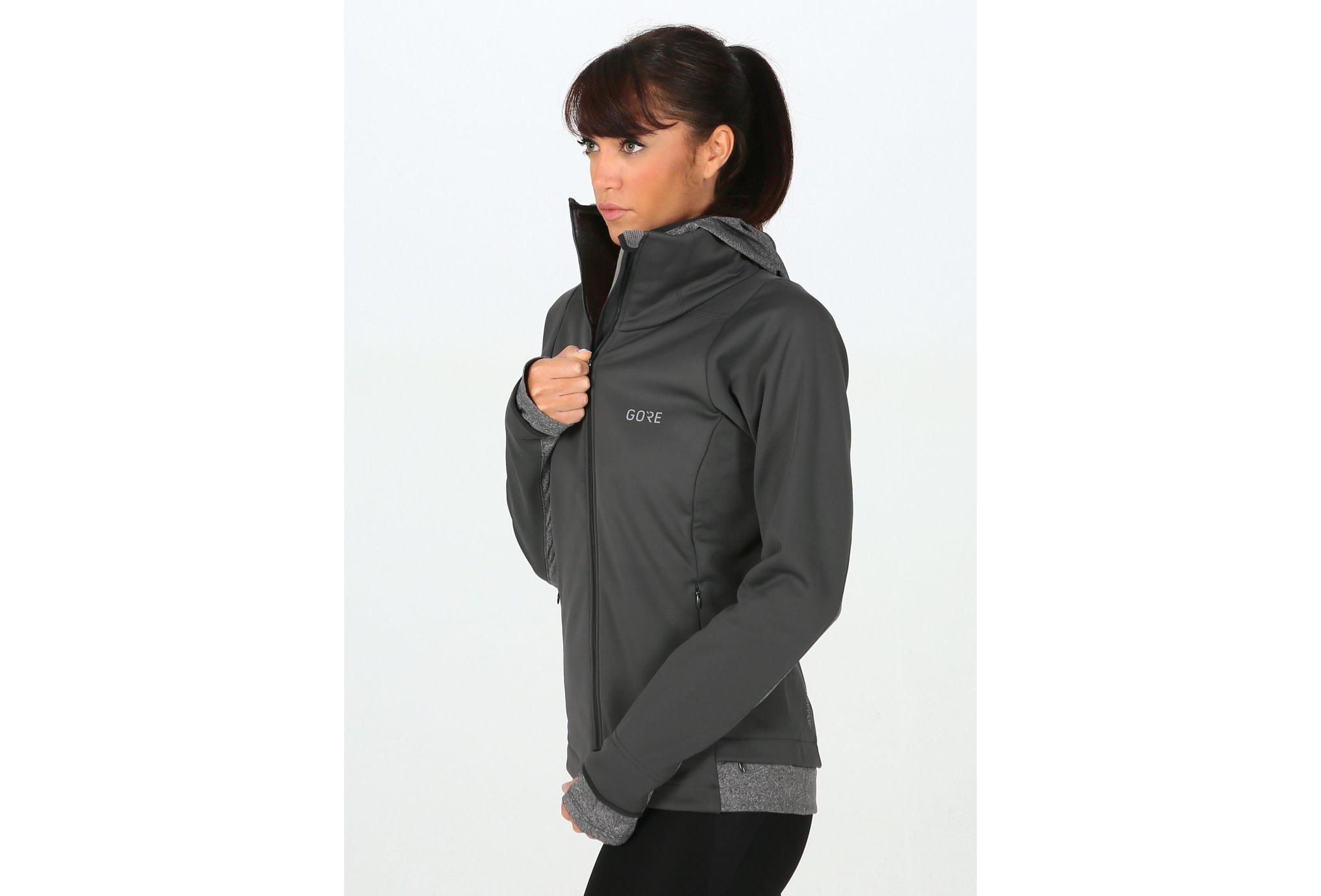 Gore Wear R3 Windstopper Thermo W Diététique Vêtements femme