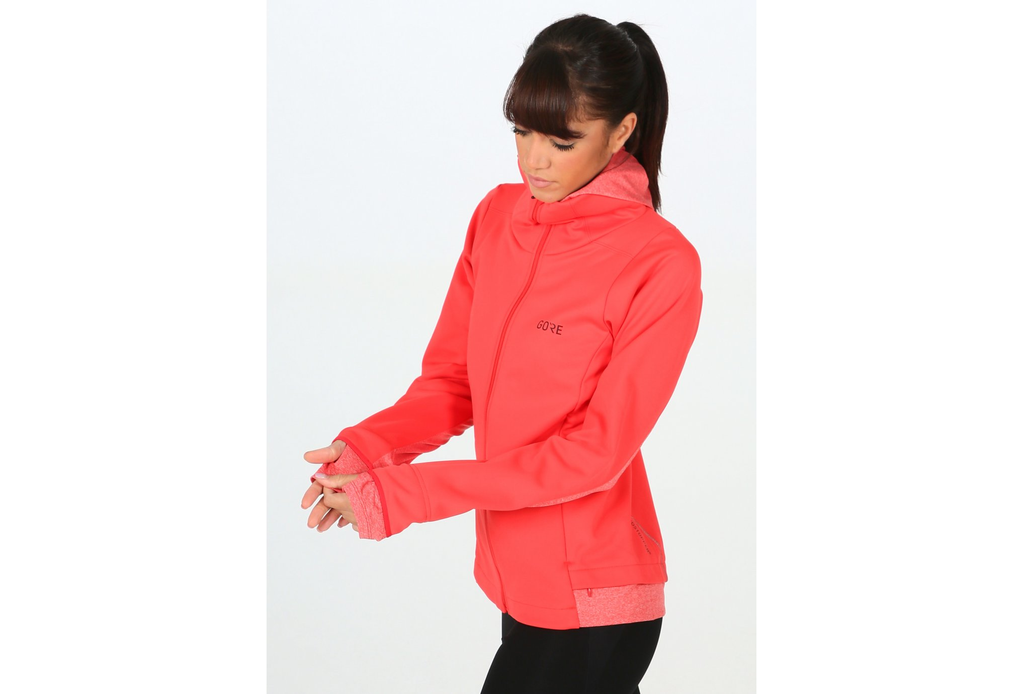 Gore Wear R3 Windstopper Thermo W vêtement running femme
