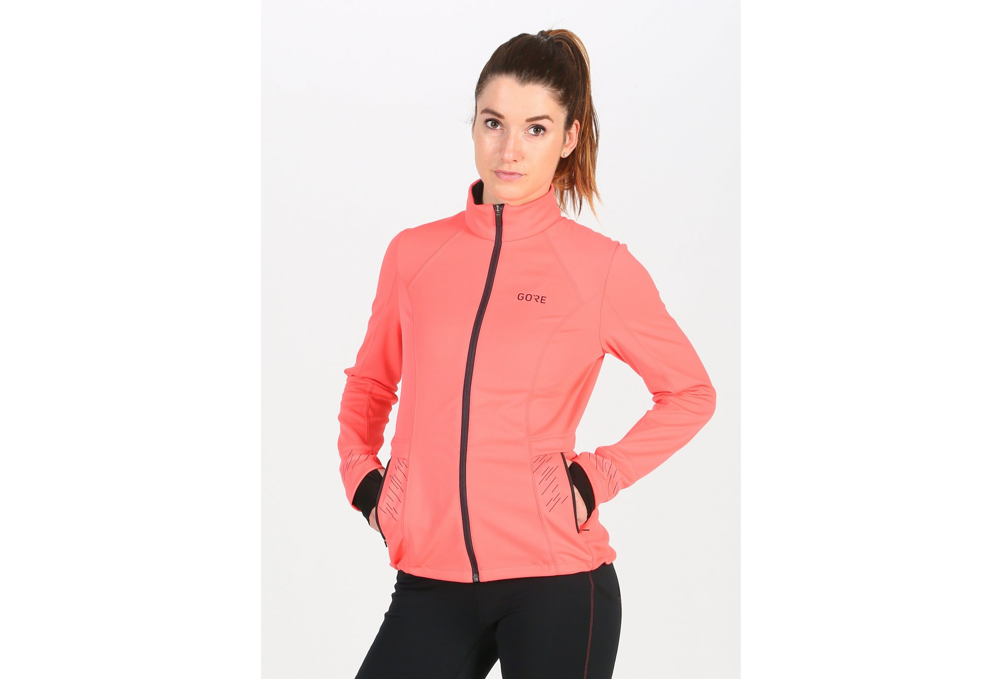 Gore Wear R5 Windstopper W vêtement running femme
