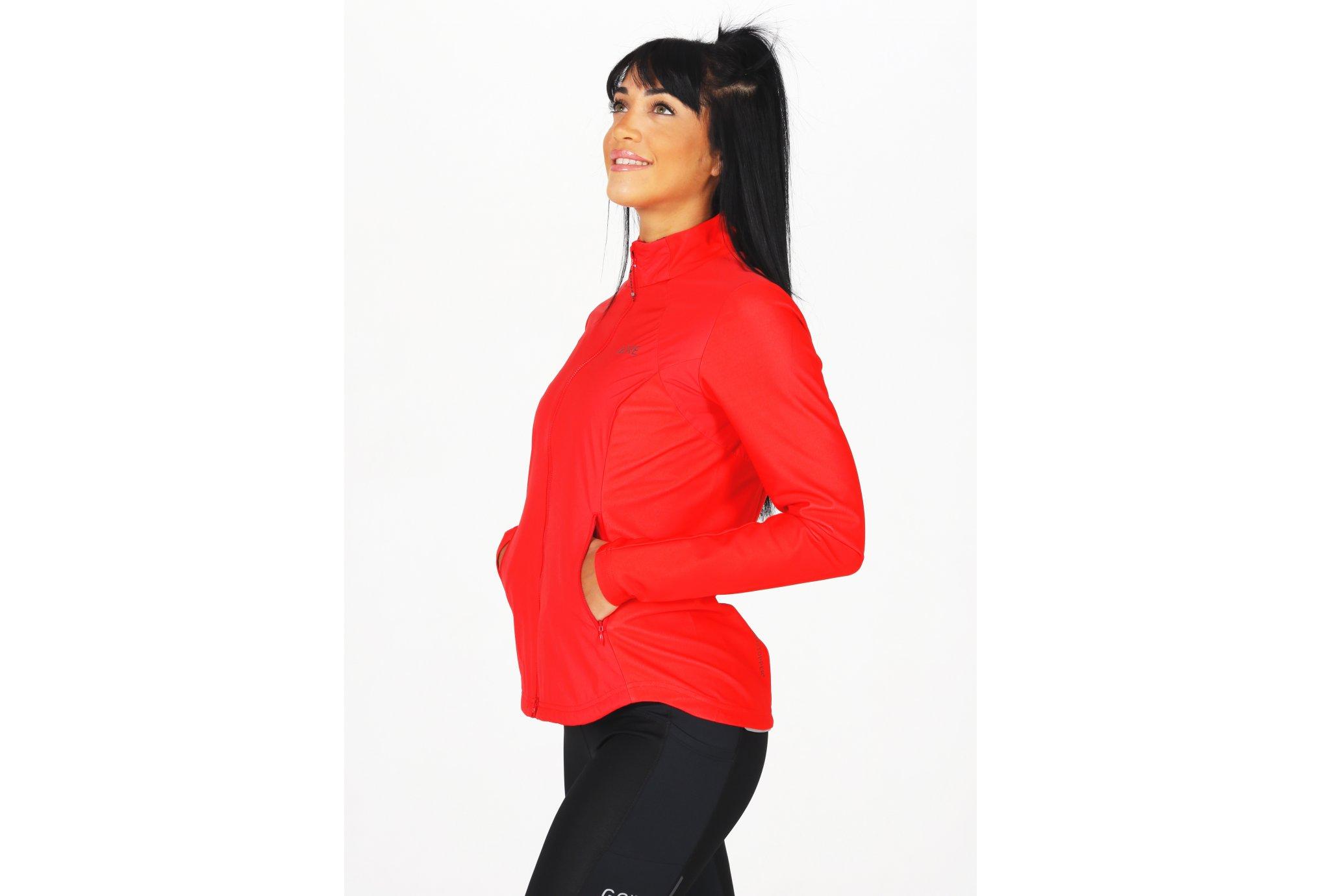 Gore Wear R5 Gore Windstopper W vêtement running femme
