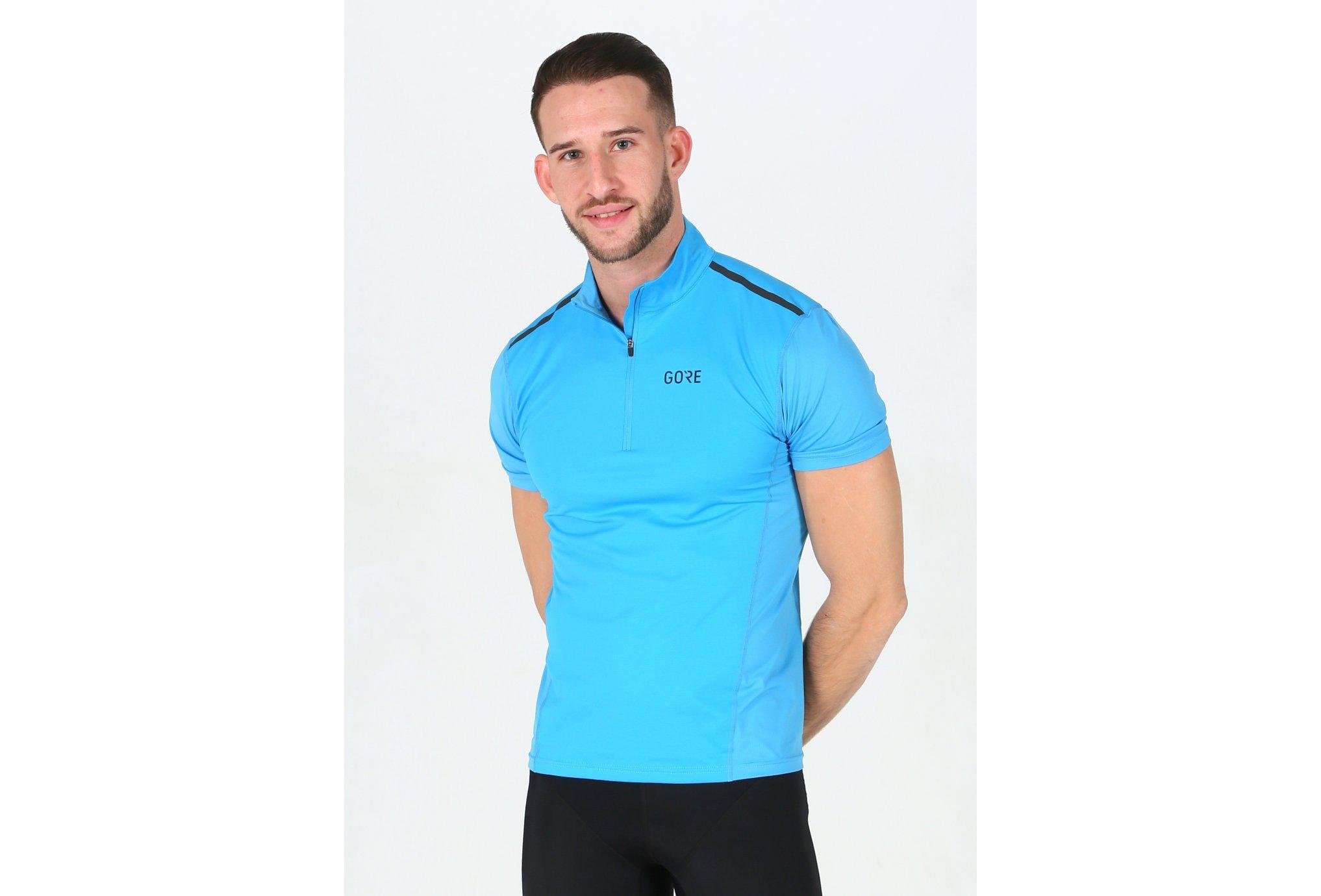 Gore Wear R5 Zip M Diététique Vêtements homme