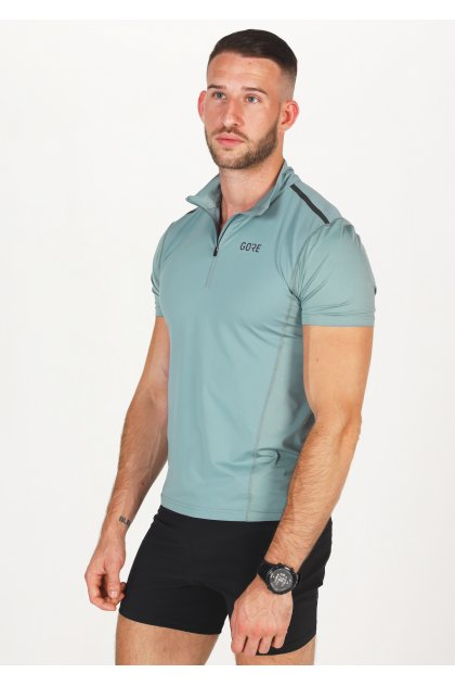 Gore Wear Camiseta manga corta R5 Zip