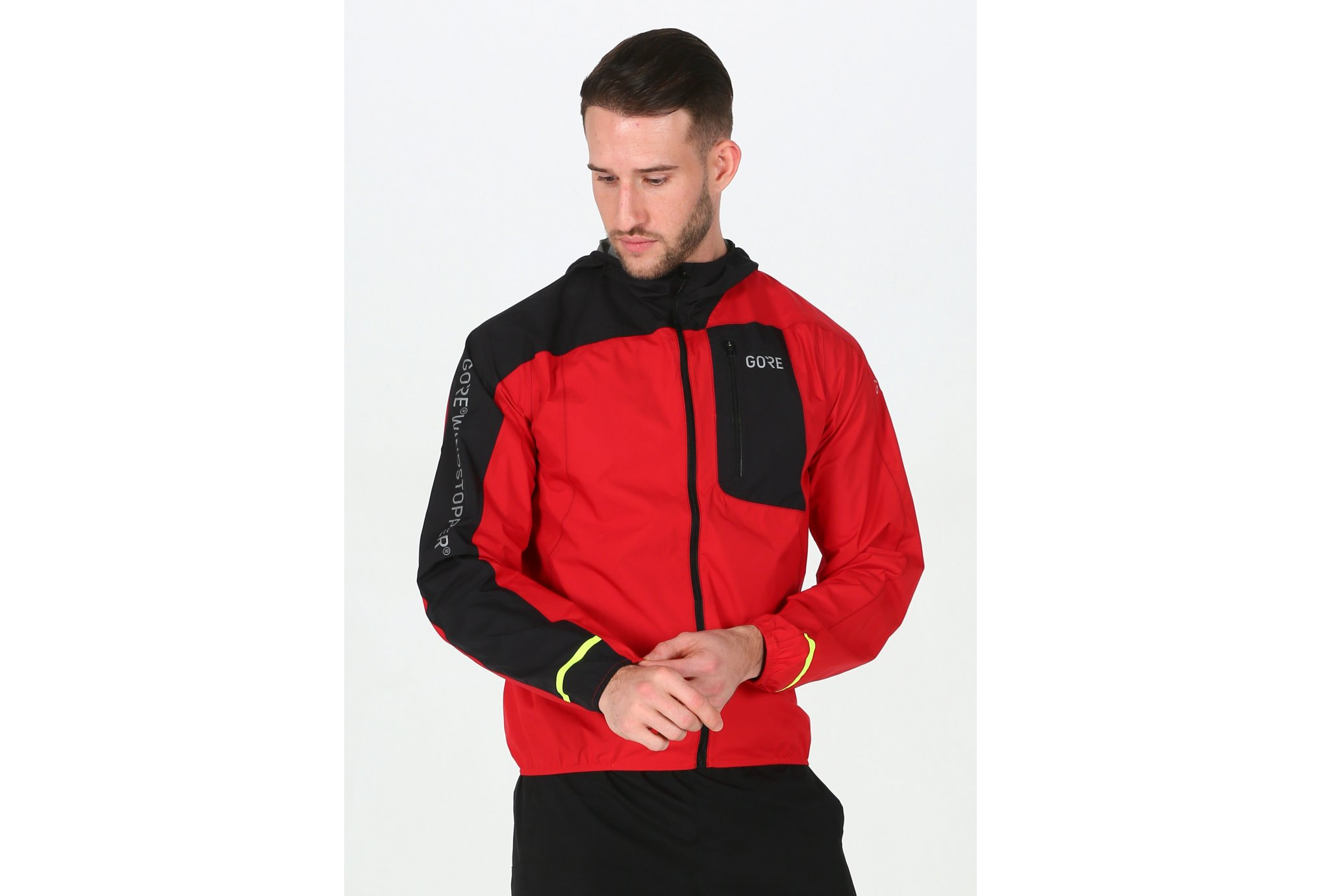 Gore Wear R7 Gore WindStopper M vêtement running homme