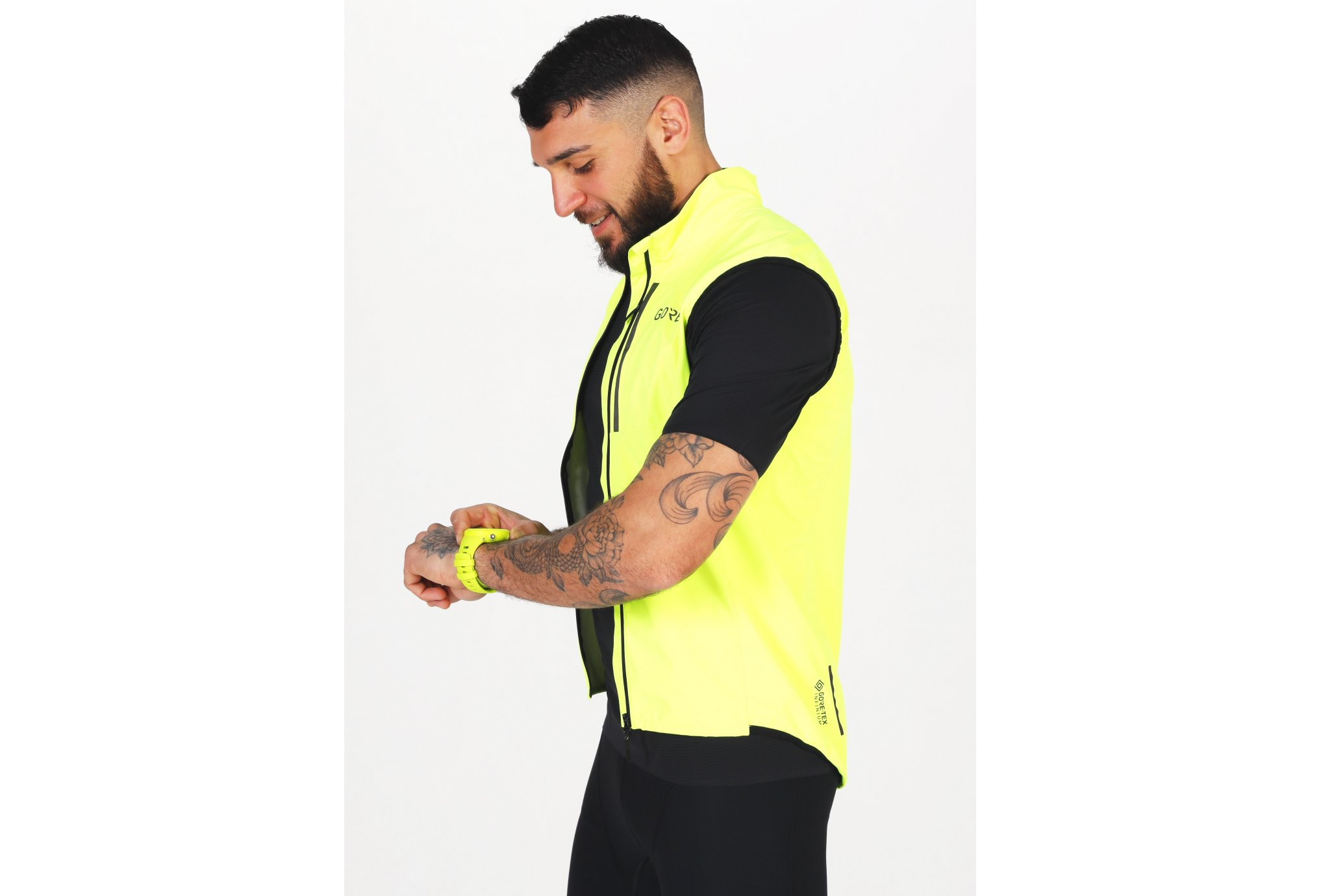 Gore Wear Spirit M vêtement running homme
