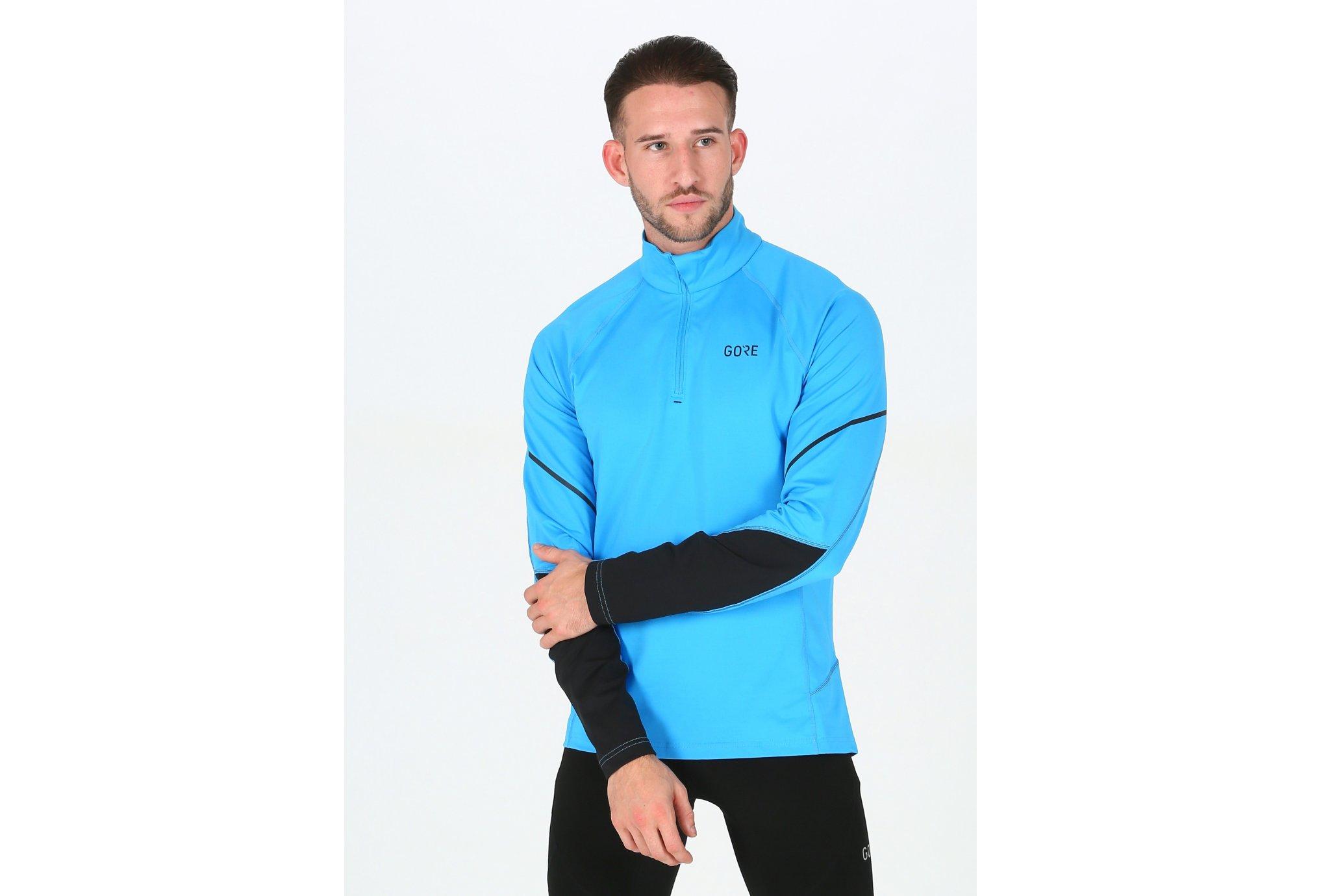 Gore Wear Thermo Long Sleeve M Diététique Vêtements homme