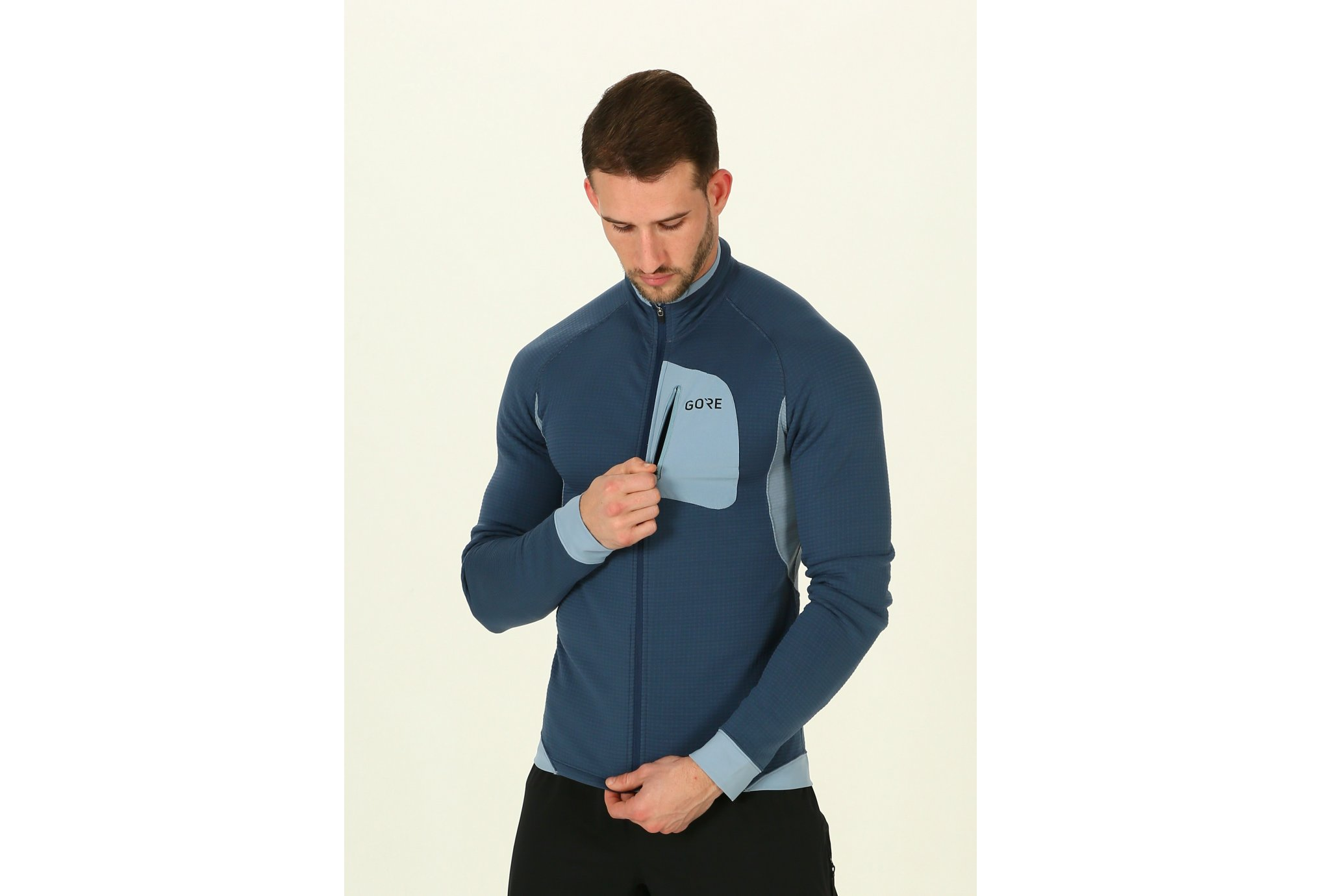 Gore Wear Thermo Shirt M vêtement running homme