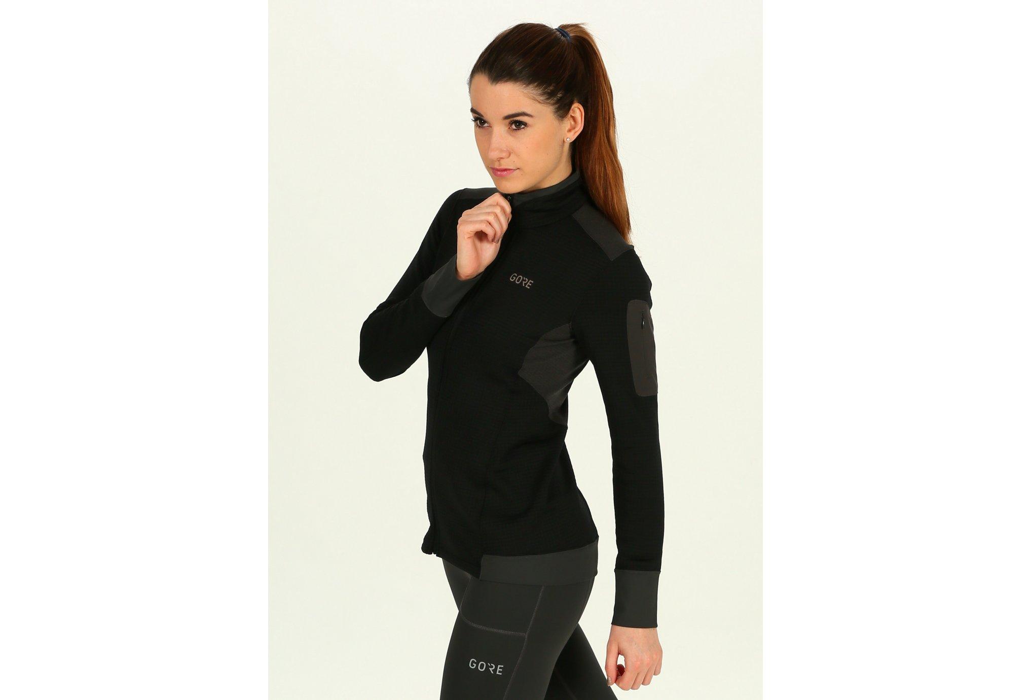 Gore Wear Thermo Shirt W Diététique Vêtements femme