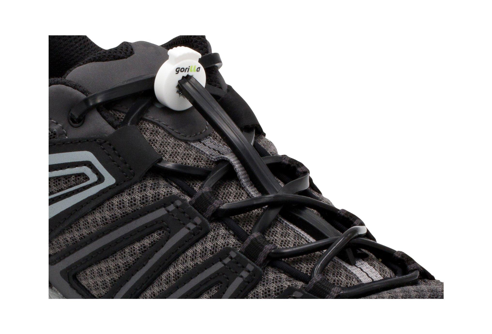Gorilla Lacets Trail Lacets / guêtres / semelles
