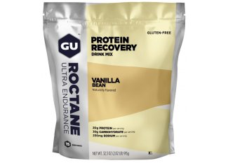 GU bebida Roctane Protein Recovery Drink Mix - Vainilla