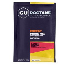 GU Boisson Roctane Ultra Endurance - Citrons Fruits Rouges