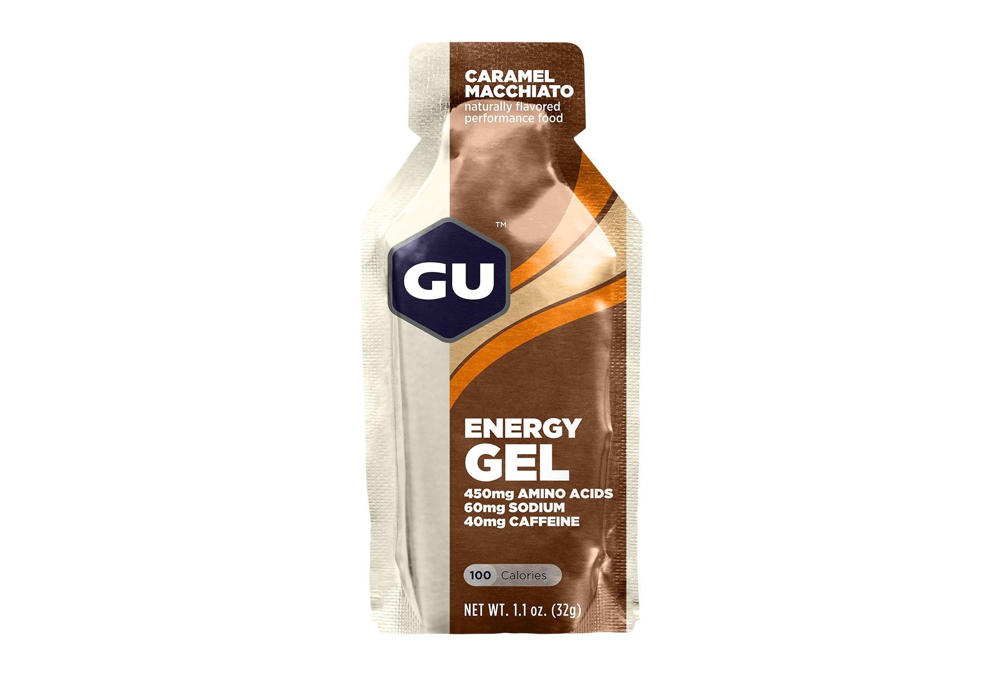 GU Gel Energy - Café/Caramelo Diététique Gels