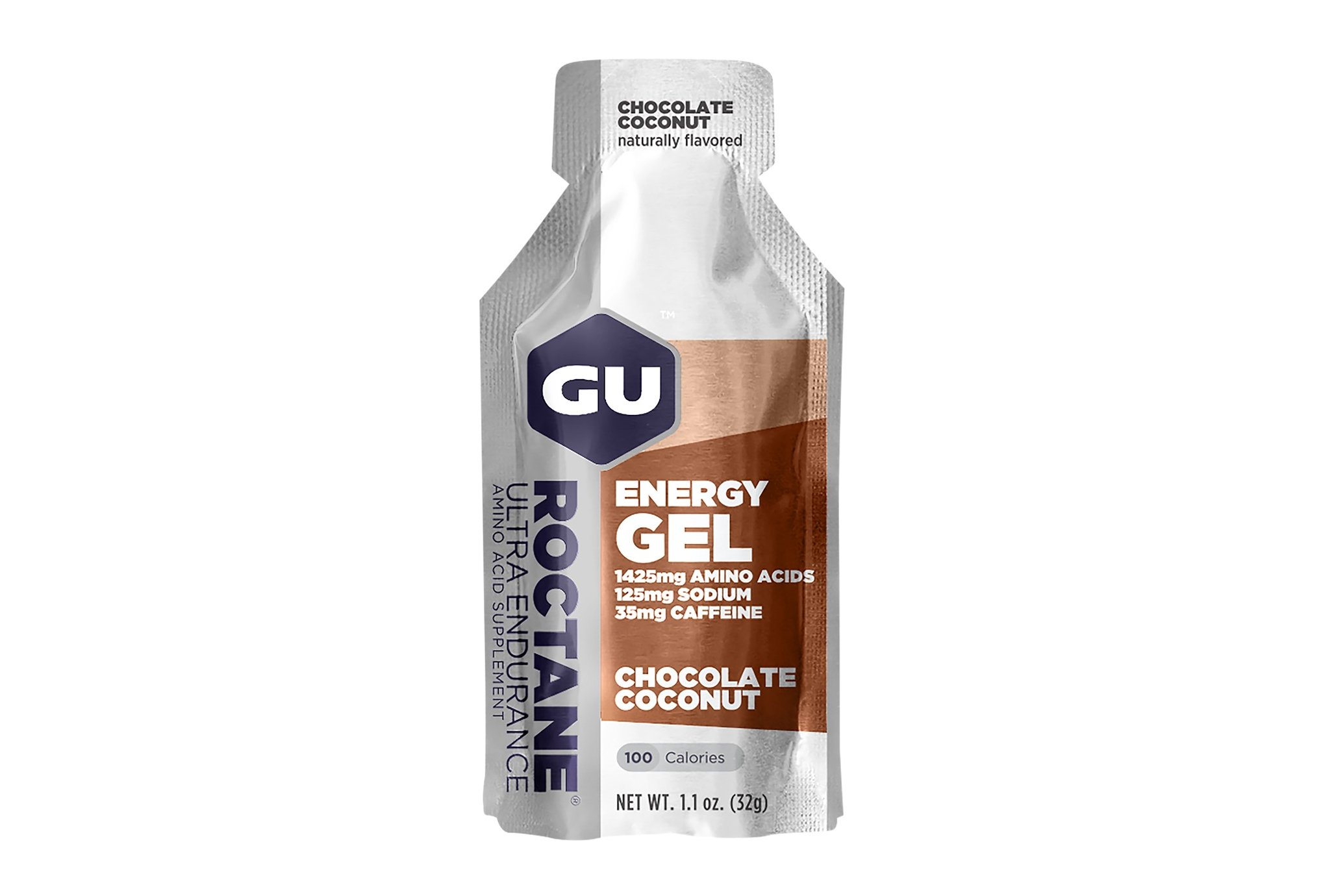 GU Gel Roctane Ultra Resistencia -Chocolate/Coco Diététique Gels