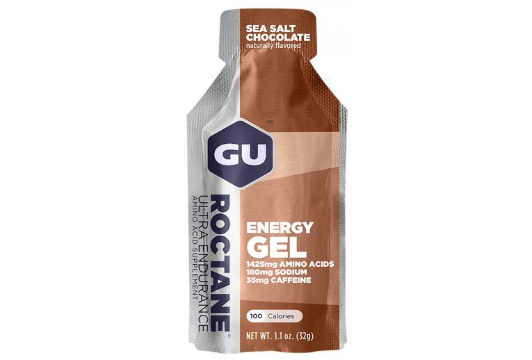 GU Gel Roctane Ultra Endurance Chocolat Sel de mer