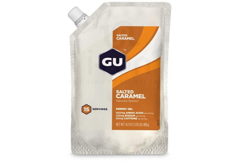 GU Recharge 15 doses Gel Energy - Caramel Beurre Salé