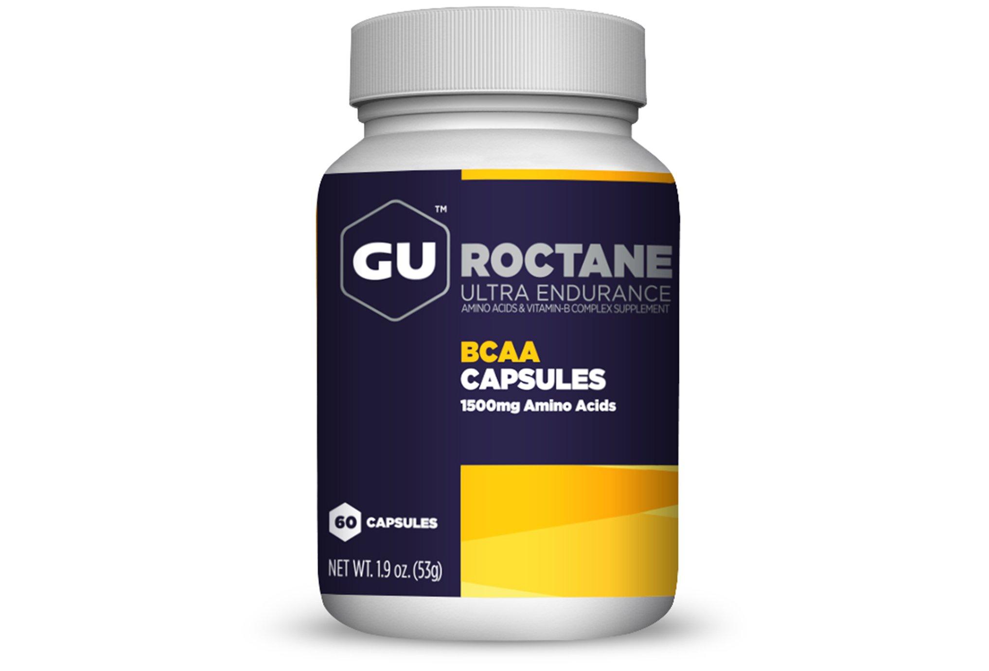 GU Roctane Ultra Endurance BCAA Capsules Diététique Compléments