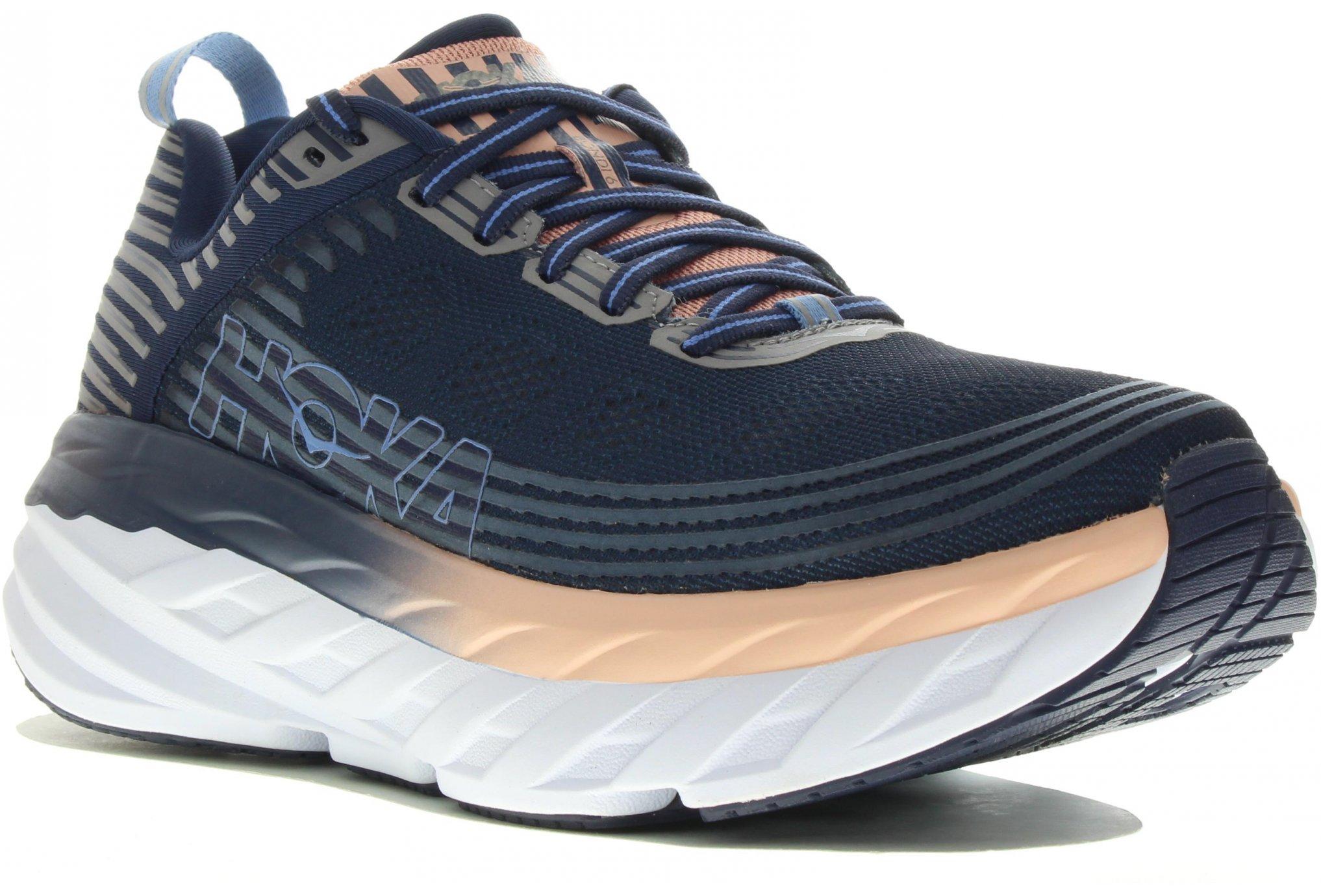 e6cf8769489fb Hoka One One Bondi 6 W Chaussures running femme